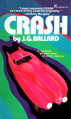 Jg Ballard Crash